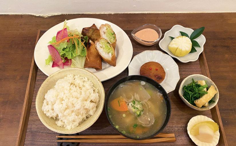 つむぐ食堂/狛江